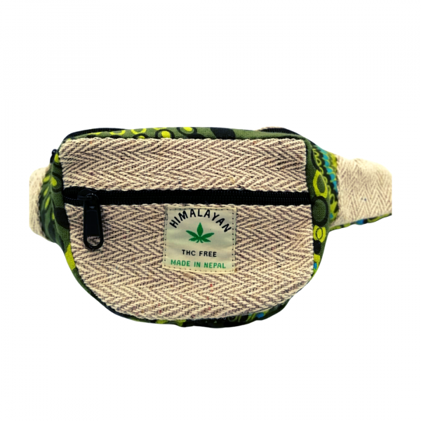 hemp belly bag